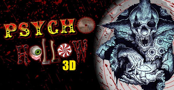 NEW FOR 2014! Psycho Hollow!